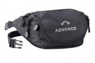 Advance Hip Bag schwarz