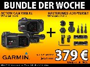 Garmin VIRB® XE und Halterungs-Adapterset Bundle