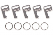 GoPro W-iFi Remote Attachment Keys + Rings