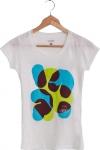Icaro T-Shirt Clouds Women