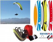 "Set: ""SPORT"" Skywalk Tequila 4"