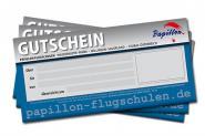 Gutschein Papillon Gleitschirm-Grundkurs bis 25 Jahre