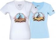 UP T-Shirt Damen