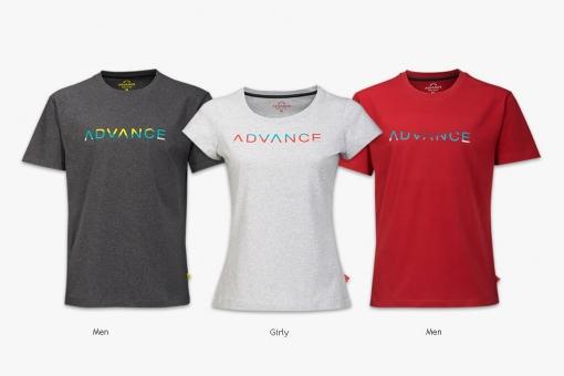 Advance T-Shirt 2018 Men