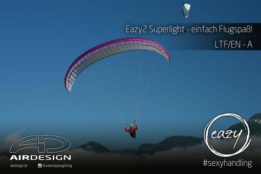 Airdesign EAZY 2 Superlight