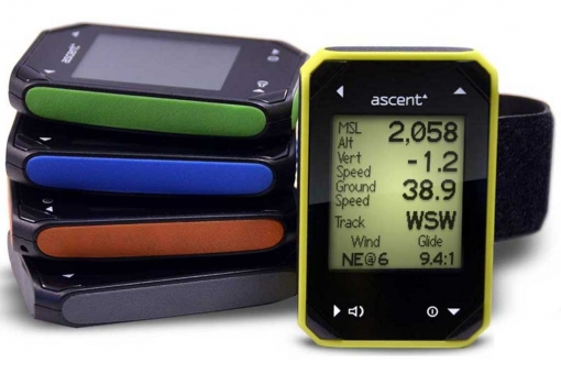 ascent Variometer H2
