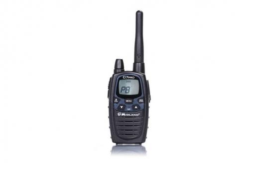 Midland G7 Pro Funkgerät, Single, 16 Kanäle