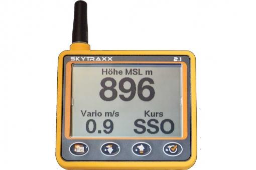 Skytraxx 2.1 Fanet + ready