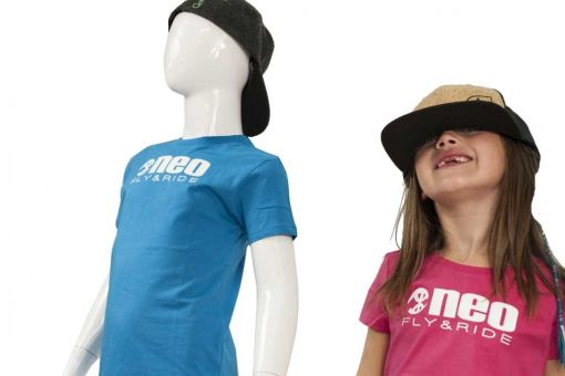 NEO T-Shirt for children blue