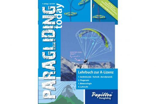 Papillon Fliegerhandbuch Paragliding today 9. Auflage - Downloadversion