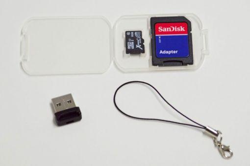 Skytraxx 8GB SD Karte