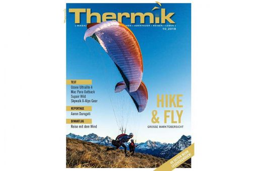 Thermik Magazin 10/2018 HIKE & FLY
