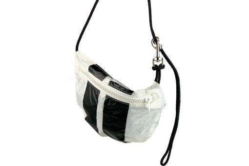 TheVIVgoods Bag Paraglider Edition white/black