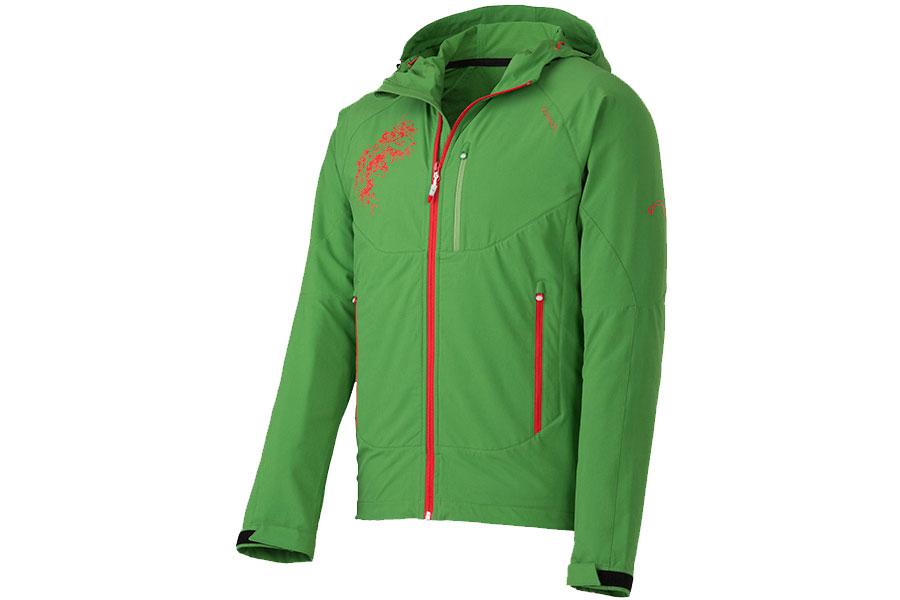 Advance Softshell Jacke green
