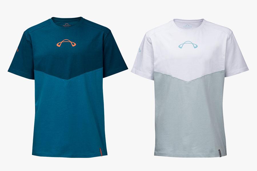 Gleitschirm Direkt Shop | Advance T-Shirt 2017 | kaufen