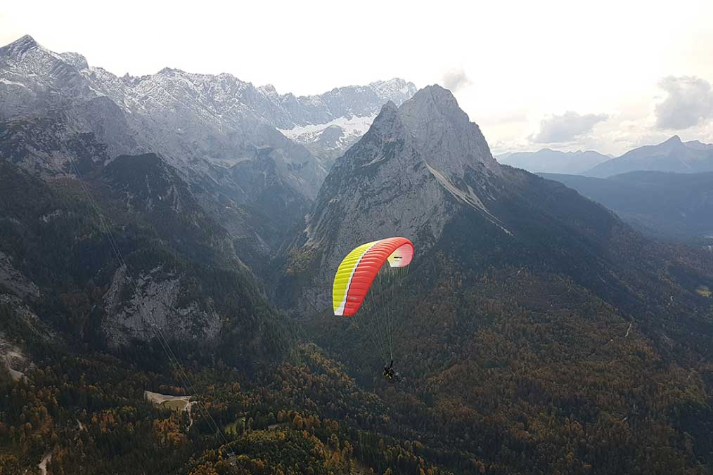 Paragliding Direct | UP Ascent 4 | purchase online