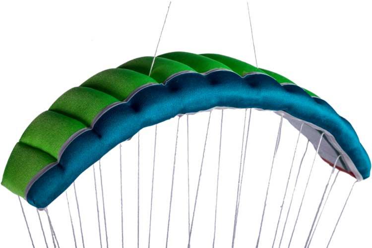 wasserkuppe paragliding tandemflug