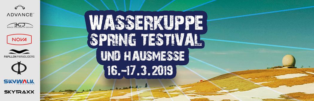 Wasserkuppe Spring Testival 2019