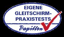 Gleitschirm-Praxistests