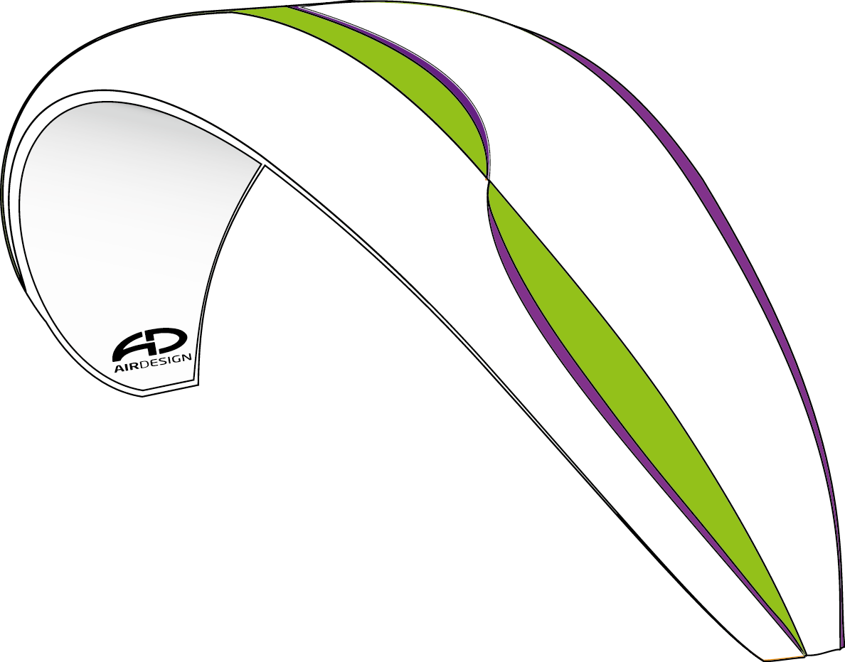 Airdesign Ufo Standardfarbe