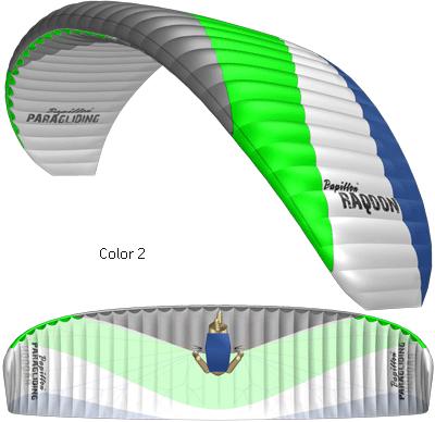 Papillon Raqoon C2